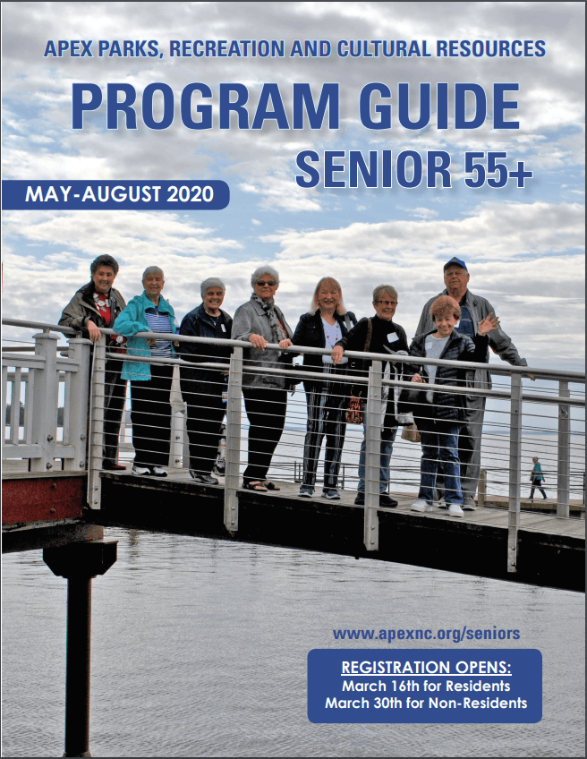 2020 May-Aug Senior Program Guide
